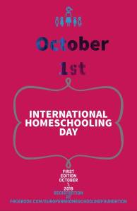 international homeschooling day