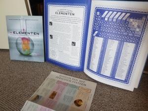 boek elementen en het Over Alles boek