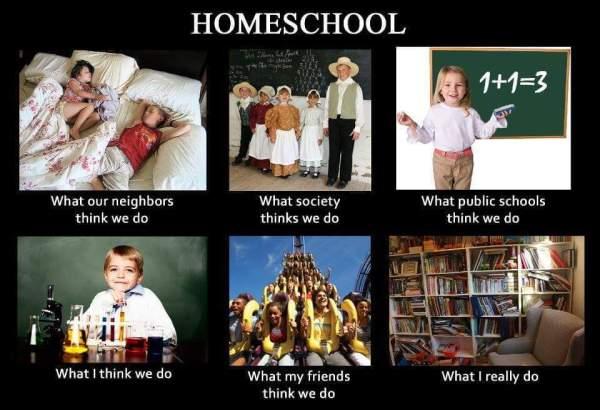 vooroordelen homeschooling